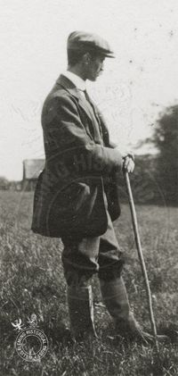 Jim Kitcher, c.1912